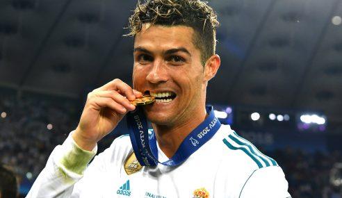 Ronaldo Beri Bayangan Tinggalkan Real Madrid