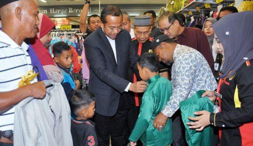Tiada Lantikan Politik Diberhenti Ketika Ramadan