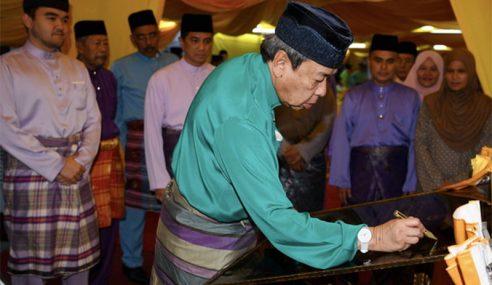 Sultan Selangor Berkenan Rasmi Masjid Al-Hidayah