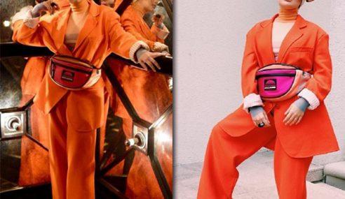 Fesyen 'Popiah Simpul' Neelofa: 'On' Tak 'On'?