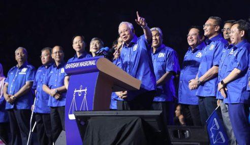 Buat Pilihan Tepat Untuk Malaysia Hebat