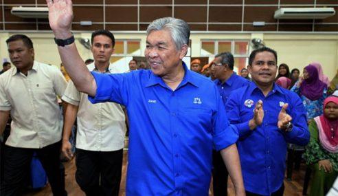 Barisan Nasional Menang 3-0 Di Bagan Datuk