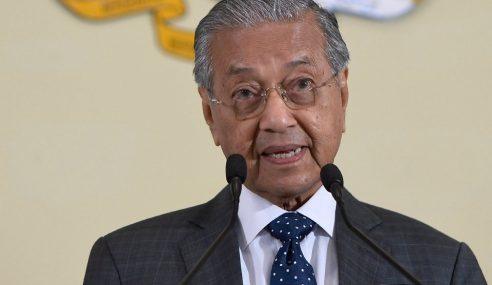 Dr Mahathir Ucap Selamat Menyambut Aidiladha