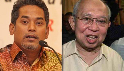 Debat Khairy-Ku Li Dijadualkan 29 Jun Ini
