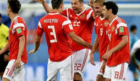 Piala Dunia: Rusia Intai Misi Ke Pusingan Kalah Mati