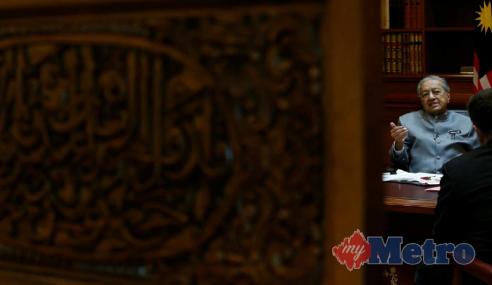 """1MDB: """"Najib Suspek Utama, Tangkapan Tak Lama Lagi"""""""