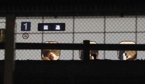 Tikam Orang Di Dalam Kereta Api Sebab Kecewa