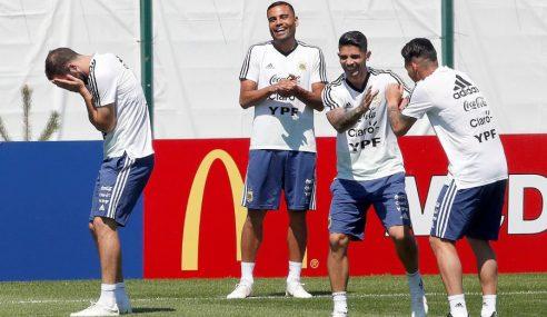 Piala Dunia: Argentina Tempuh 'Misi Hidup Dan Mati'
