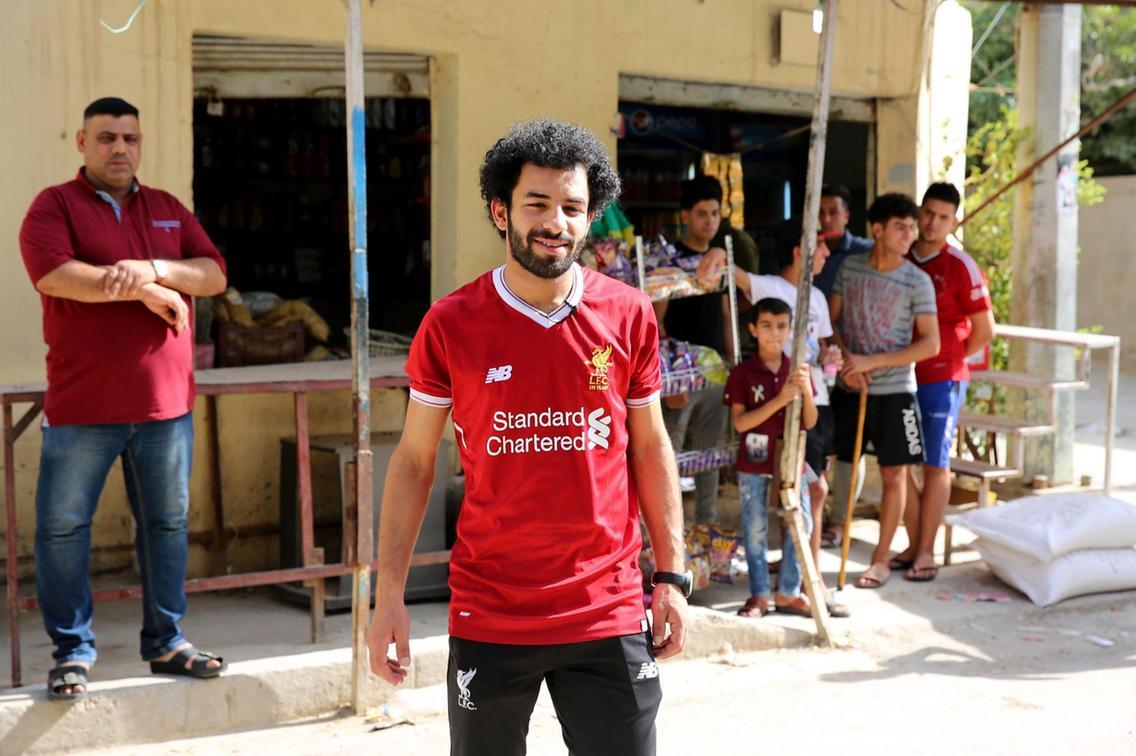 Ini Bukan Mohamed Salah, Tapi Hussein Ali…
