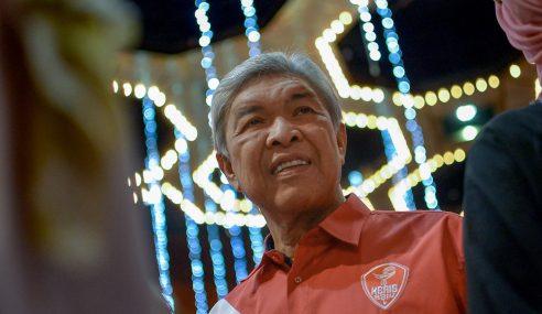 Zahid Salur Peruntukan, Tidak Akan Biar UMNO 'Mati'