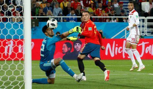 Piala Dunia: Sepanyol Ungguli Kumpulan B