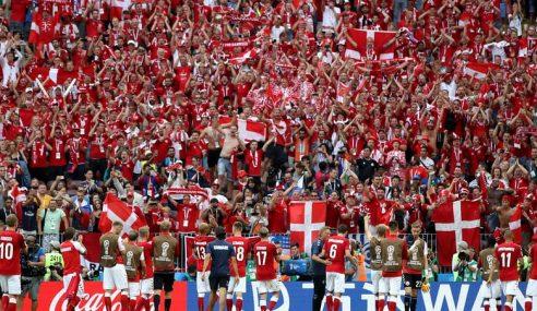Denmark Iringi Perancis Ke Peringkat Kalah Mati