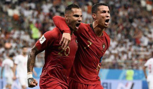 Piala Dunia: Portugal Cemas Seketika Sebelum Mara