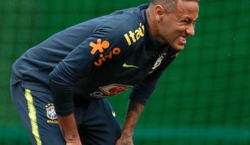 Piala Dunia: Neymar Cedera, Tamparan Buat Brazil