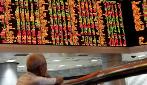 Bursa Malaysia Ditutup Paras Terendah, Susut 28 Mata