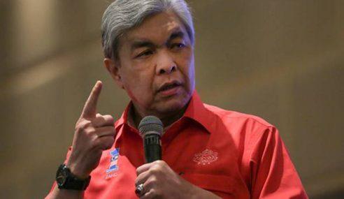 Zahid Setuju Sertai Debat Calon Presiden UMNO
