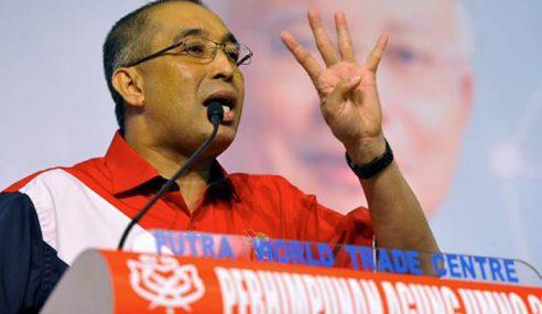 Salleh Galas Tugas Pengerusi UMNO Sabah