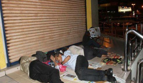 N.Sembilan Wujudkan Food Bank Bantu Gelandangan