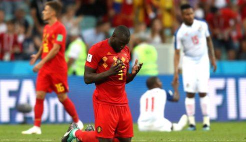 Piala Dunia: Belgium Lega Mula Langkah Kanan