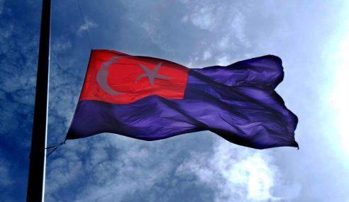 Bendera Johor, Daerah Dikibar Separuh Tiang