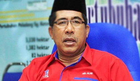 Md Alwi Che Dilantik Ketua Pembangkang Kelantan
