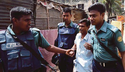 Bangladesh Pertahan 'Ops Cabut Nyawa' Basmi Dadah