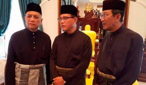 2 Lagi Exco Pahang Baru Dilantik Angkat Sumpah