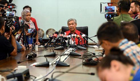 Ahmad Zahid Bayang Gabungan Baharu Ganti BN