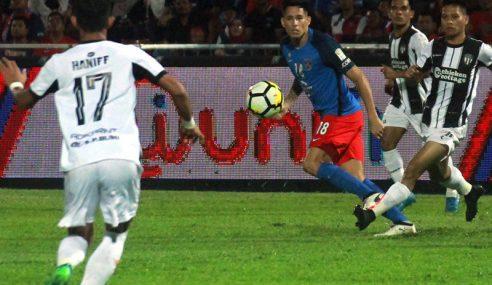 Juara Bertahan JDT Kekal Di Persada Liga Super