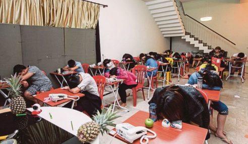 Macau Scam: Konon Pegawai Polis Bukit Aman