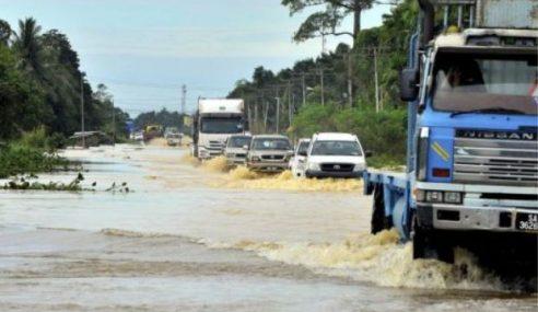 16 Mangsa Banjir Dipindahkan Di Mambakut