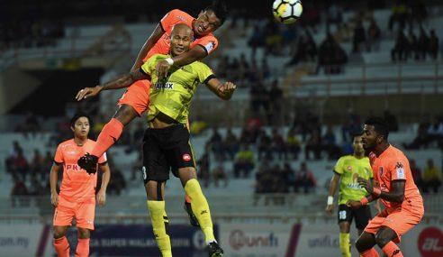 Liga Super: Negeri Sembilan Tewaskan PKNS 3-1