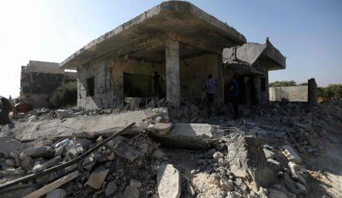 PBB Usaha Halang Serangan Di Lokasi Bantuan