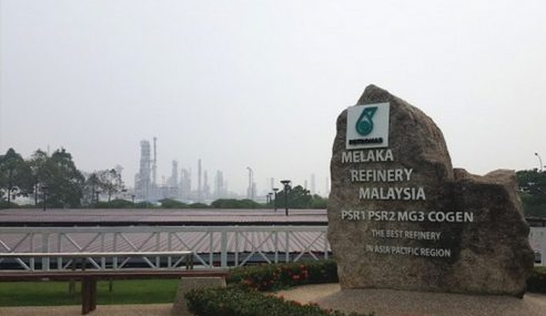 Petronas Penapisan Melaka Salur Bantuan RM175,300