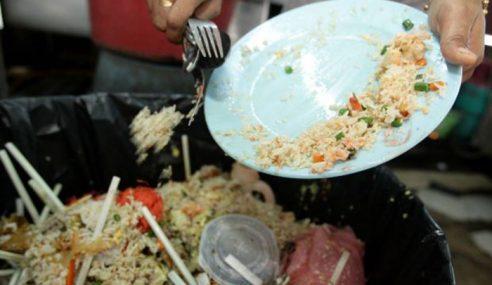 Pembaziran Makanan Pada Bulan Ramadan Meningkat