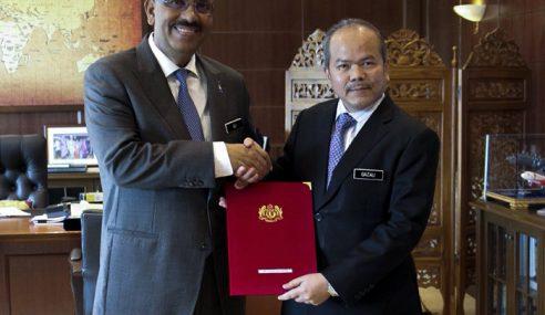 Dr. Mohd Gazali Dilantik KSU Kementerian Pendidikan