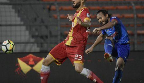 Liga Super: Selangor Atasi PKNS FC 2-1