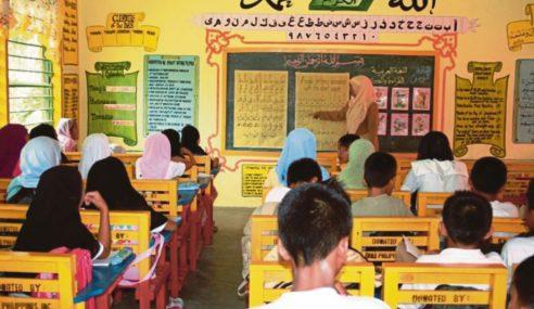 Filipina Selaras Sekolah Islam Bendung Radikal