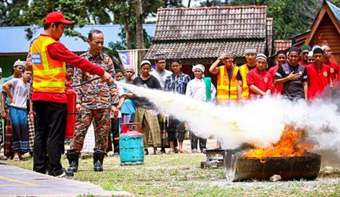 42 Pusat Tahfiz Di Sabah Berdaftar Skuad Bomba