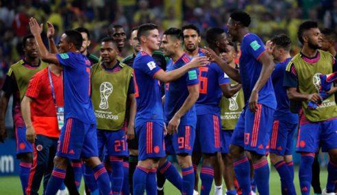 Colombia Hadiahkan Kemenangan Kepada Sanchez