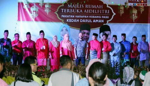 Kedah Sedia Berbincang Dengan Negeri Jiran Isu Air