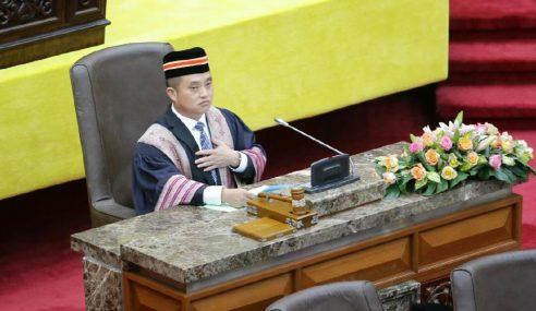 Suee Lim Dari DAP Dilantik Speaker DUN Selangor