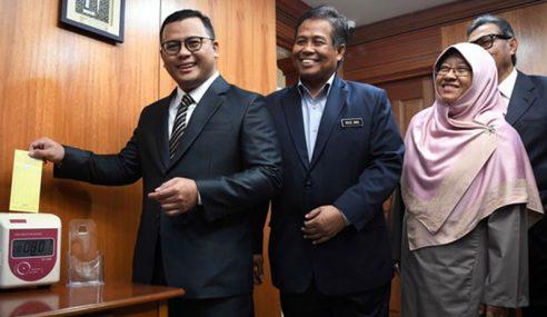 Amirudin Mulakan Tugas Rasmi Pertama MB Selangor