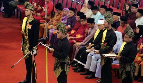 Amirudin Tidak Dapat Restu PH Jadi Menteri Besar