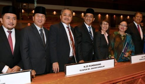 19 Lagi ADUN Sabah Angkat Sumpah Hari Ini