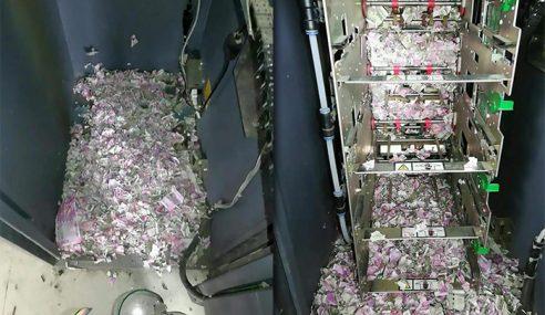 Tikus 'Amuk' Hancurkan Mesin ATM, Wang RM71,000