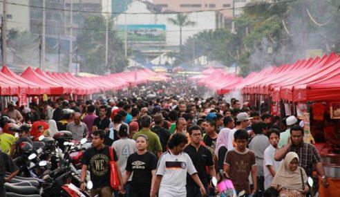 Kita 'Buang' RM20 Juta Sehari Di Bazar Ramadan