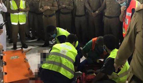 Lelaki Maut Terjun Dari Tingkat Atas Masjidil Haram
