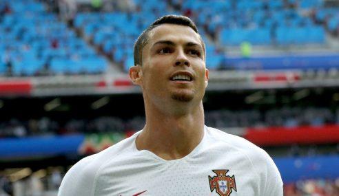 Ronaldo Simpan Janggut Sebagai Tuah Piala Dunia