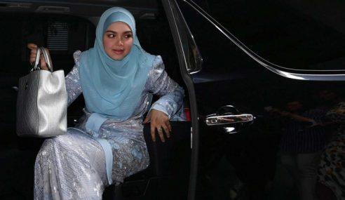 Siti Nurhaliza Pula Temui Majlis Penasihat Kerajaan
